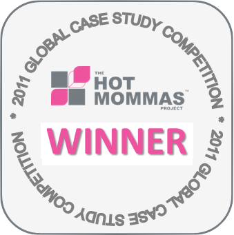 Hot Mommas Author Badge